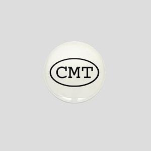 CMT Oval Mini Button