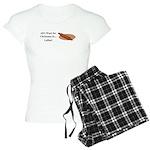 Christmas Lefse Women's Light Pajamas