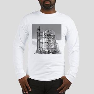 Saturn V Long Sleeve T-Shirt
