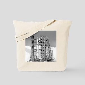 Saturn V Tote Bag