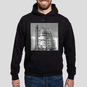 Saturn V Hoodie (dark)