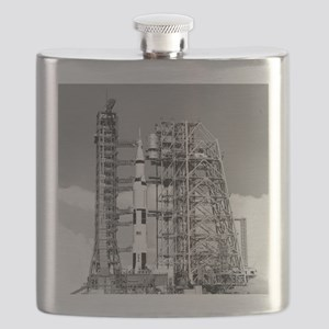 Saturn V Flask