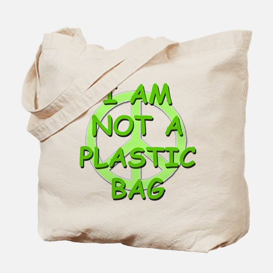 Green Grocery Tote Tote Bag
