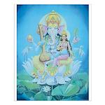 Ganesha with Consort