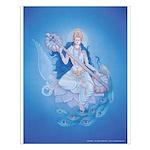 Saraswati Poster