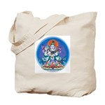 Tote Bag Buddha with Consort