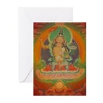 Manjusri Buddha Cards (Pk of 10)