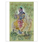 suj - Krishna Poster
