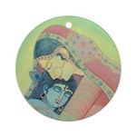 Krishna & Yashoda Ornament