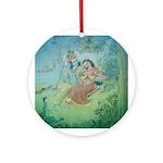 Krishna & Rasha Ornament