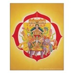 First Chakra Poster - Muladhara Chakra