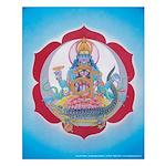 Second Chakra Poster - Svadhisthana Chakra