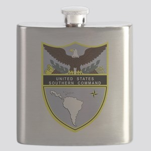 Southern Command Flask