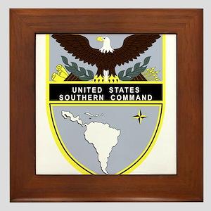Southern Command Framed Tile
