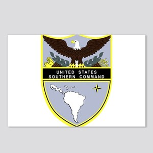 Southern Command Postcards (Package of 8)