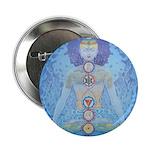 Seven Chakras Button