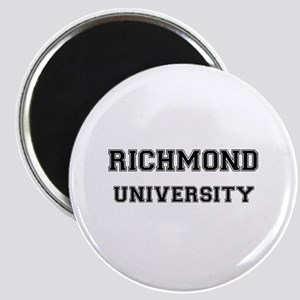RICHMOND UNIVERSITY Magnet