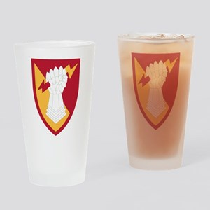 38 Air Defense Artillery Brigade.ps Drinking Glass