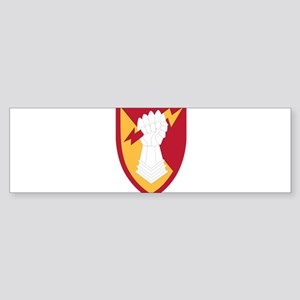 38 Air Defense Artillery Brigade.ps Bumper Sticker