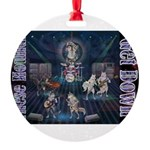 These Hounds Can Get Down!! Ornament