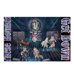 These Hounds Can Get Down!! Postcards (Package of