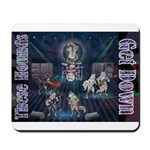 These Hounds Can Get Down!! Mousepad