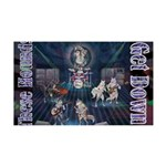 These Hounds Can Get Down!! Wall Decal
