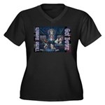 These Hounds Can Get Down!! Plus Size T-Shirt