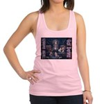 These Hounds Can Get Down!! Racerback Tank Top