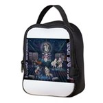 These Hounds Can Get Down!! Neoprene Lunch Bag