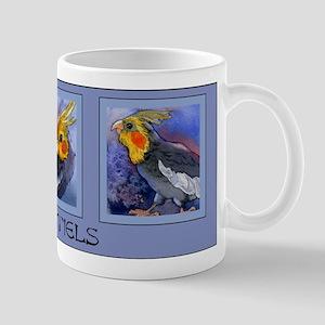 Cockatiel Parrots Mug