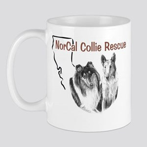 NorCal Collie Rescue Mug