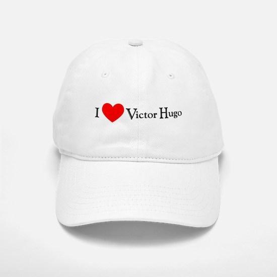Love Victor Hugo Baseball Baseball Cap