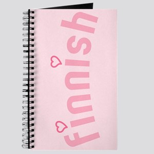 """Finnish with Hearts"" Journal"