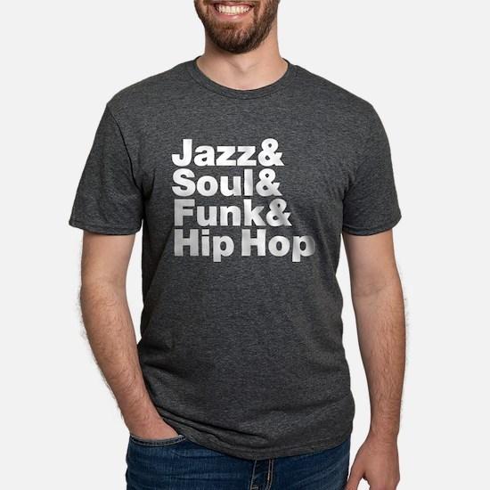Jazz & Soul & Funk & Hip Hop T-Shirt