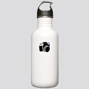 Carry a Camera Stainless Water Bottle 1.0L