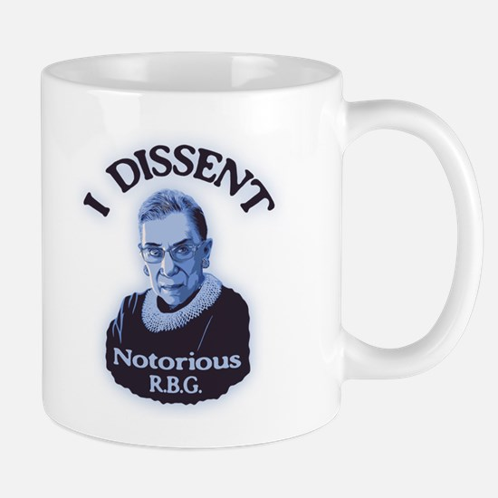 Notorious RBG Mug