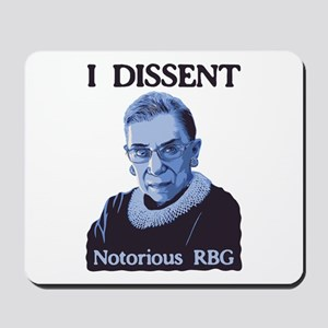 Notorious RBG Mousepad