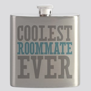 Coolest Roommate Ever Flask