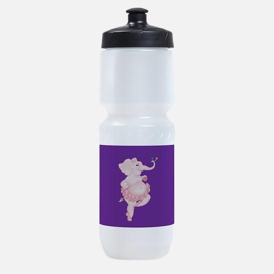 Elephantina Ballerina Sports Bottle