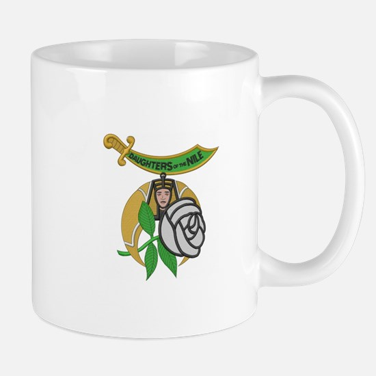 Daughters of the Nile Mugs