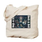 Dogs, Fun, and Rock Roll Tote Bag