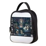 Dogs, Fun, and Rock Roll Neoprene Lunch Bag
