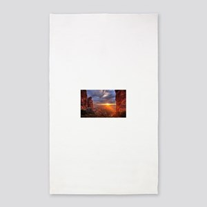 Grand Canyon Sunset 3'x5' Area Rug