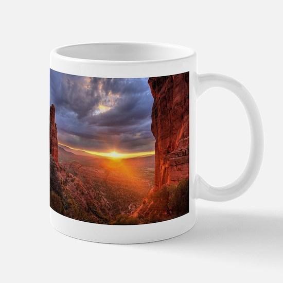 Grand Canyon Sunset Mugs