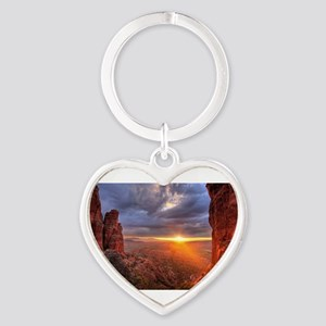 Grand Canyon Sunset Keychains