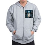 Live To Play Stage Zip Hoodie