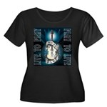 Live To Play Stage Plus Size T-Shirt