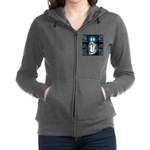 Live To Play Stage Women's Zip Hoodie