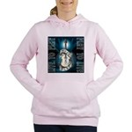 Live To Play Stage Women's Hooded Sweatshirt